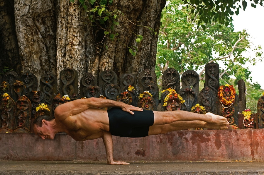 100 hour ashtanga next level training with david swenson | yoga levels
