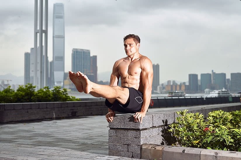 brutal buddha launches the ultimate yoga short for men   the oldest style of yoga