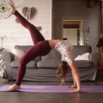 Live Fit, Yoga Stretches, Fitness Inspiration | Stay Fit With Yoga