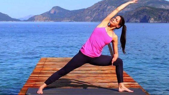 yoga für innere stabilität und kraft | kraft des yoga