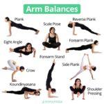 Basic Advanced Yoga Balance Poses Photo