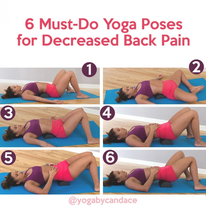 basic back pain relief yoga exercise pictures