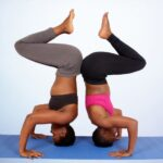 Basic Difficult Yoga Poses For 2 Images