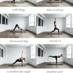 Basic Easy Yoga Flow Sequence Photo