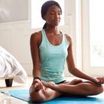 Basic Lotus Pose Meditation Pictures