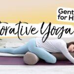 Basic Restorative Yoga Poses For Hips Images
