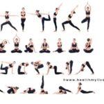 Basic Yoga Asanas For Beginners Photos