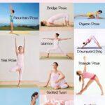 Basic Yoga Poses And Their Names Photos