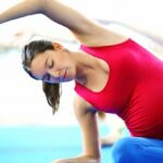 Basic Yoga Poses For Normal Delivery Photos