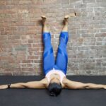 Basic Yoga Poses Legs Up The Wall Weight Loss Photo
