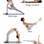 Basic Yoga Poses To Lose Weight Picture