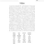 Basic Yoga Positions Crossword Photos