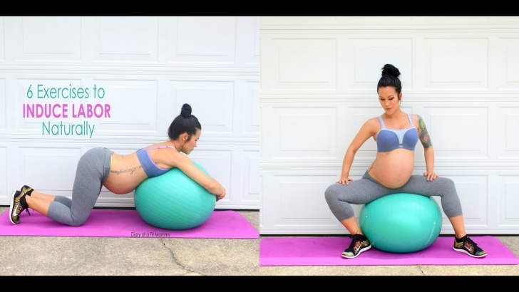 basic yoga positions to induce labor pictures