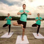 Best 3 Person Yoga Poses Beginner Photos