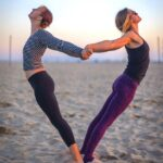 Best Bff 2 Person Yoga Poses Photos