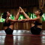 Best Funny Yoga Poses For 2 Image