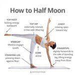 Best Half Moon Pose In Yoga Photo