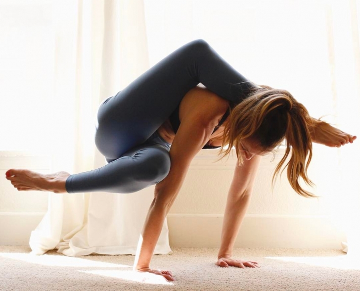best hardest yoga poses ever photo