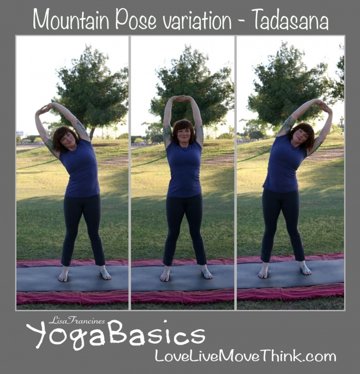 best mountain pose variations picture