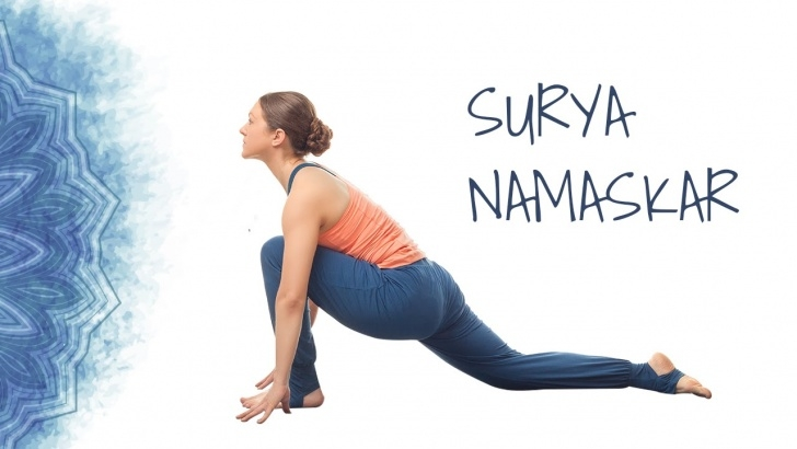 best surya namaskar poses step by step images photo