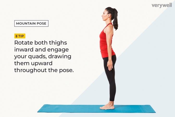 best tadasana yoga benefits picture