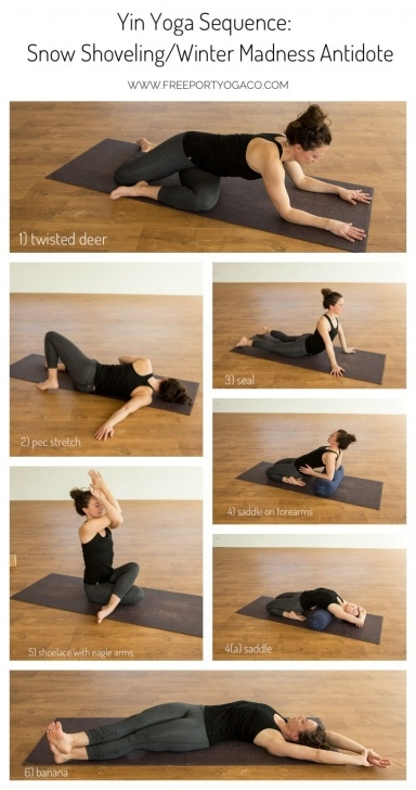 best yin yoga sequence for winter picture