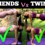 Best Yoga Challenge Poses For Two Photos
