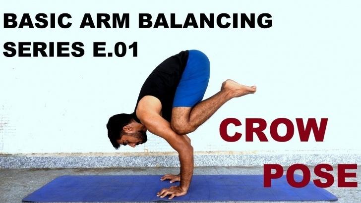 best yoga poses bakasana in hindi images