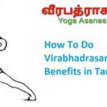 Best Yoga Poses Dhanurasana Benefits In Tamil Image