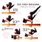 Best Yoga Poses Eka Pada Bakasana 2 Picture