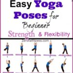 Best Yoga Poses For Beginners For Weight Loss Image