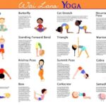 Best Yoga Poses For Kids Printable Images