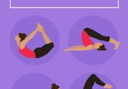 best yoga poses for menstruation photos