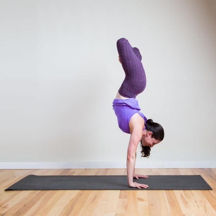 best yoga poses hard photo