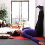 Best Yoga Poses Legs Up The Wall Sanskrit Image
