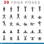 Best Yoga Poses Stick Figures Picture