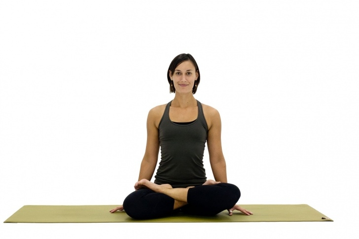 best yoga positions seated picture