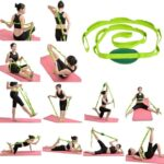 Best Yoga Stretches With Strap Picture