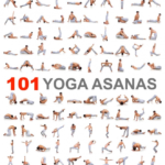 Easy Advanced Yoga Poses Chart Picture