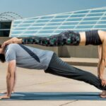 Easy Couples Acro Yoga Poses Pictures