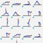 Easy Easy Yoga Flow Sequence Picture