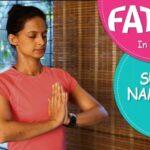 Easy Surya Namaskar Yoga For Weight Loss Image