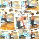 Easy Ustrasana Preparatory Poses Photos