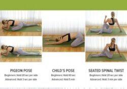 easy yin yoga sequence for beginners photo
