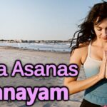 Easy Yoga Asanas And Pranayama Picture