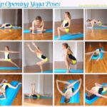 Easy Yoga Poses For Hips Picture