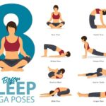 Easy Yoga Poses For Sleep Picture