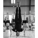 Easy Yoga Poses Headstand World Record Image