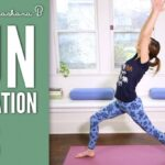 Easy Yoga Poses Sun Salutation Adriene Photo