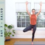 Easy Yoga Poses Sun Salutation Adriene Pictures